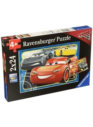Ravensburger Walt Disney 2-24 Parça Puzzle 078080 Renkli